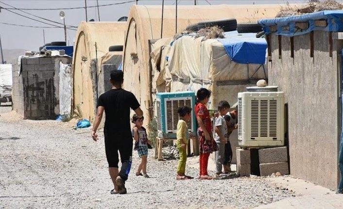 Yaklaşık 7 yıldır evlerinden kaçan Iraklılar geri dönüyor
