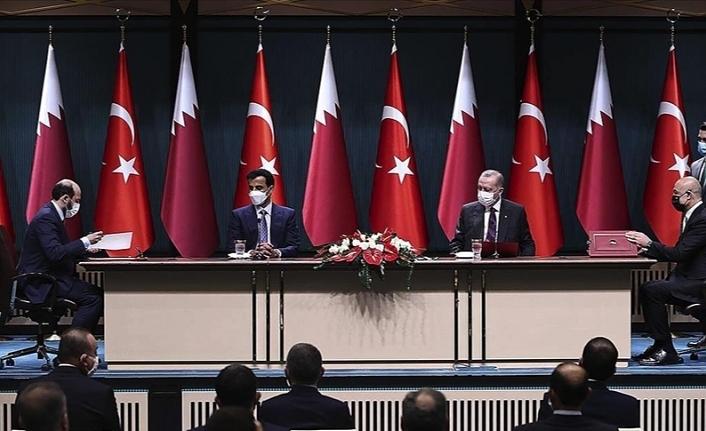 Katar hükümetinden Türkiye ile ilişkilerin derinliğine vurgu