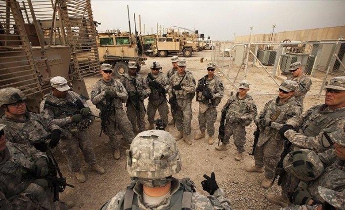 ABD bir ülkeden askerlerini tamamen çekti