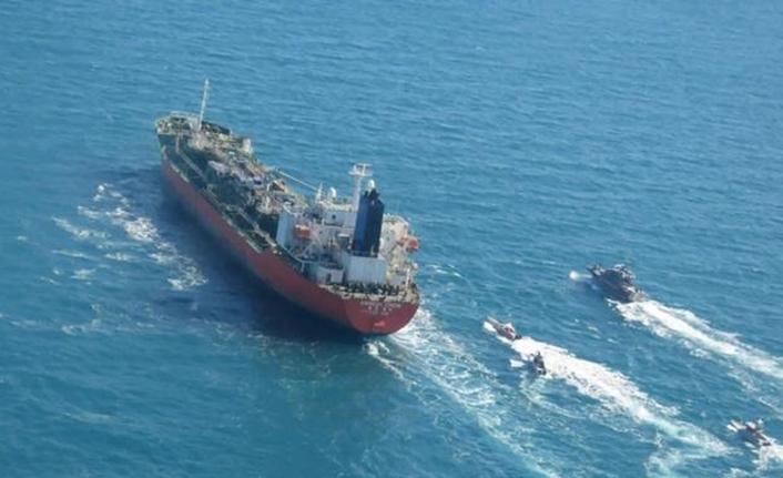 Endonezya, İran tankerine el koydu