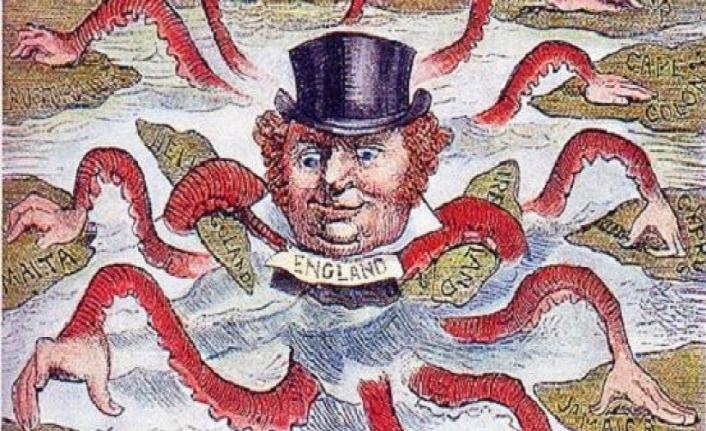 Hala İngiliz sömürgesi olan topraklar var