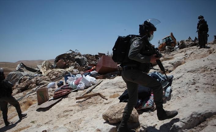 İsrail zorbalığı devam ediyor