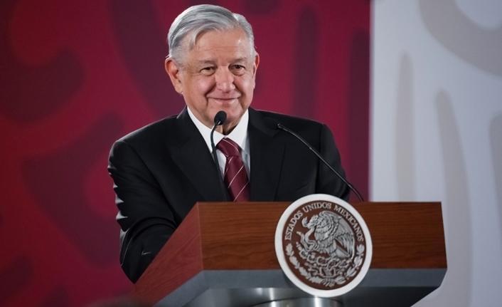 Meksika Devlet Başkanı Obrador'un Kovid-19 testi pozitif çıktı