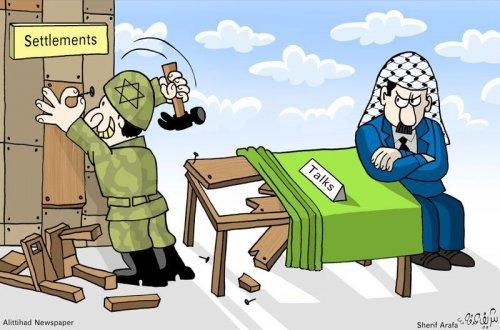 Filistin'de müzakareler