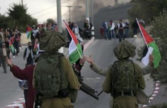 Evlerini savunan Filistinlilere orantısız müdahale