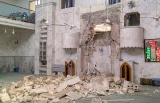El Bab'ta bomba yüklü saldırı