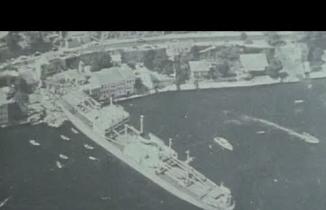 İstanbul Boğazı'nda yaşanan tarihi kaza