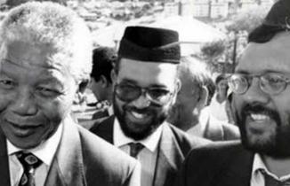 Mandela'nın yoldaşı İbrahim Resul'un ABD'deki meşhur Müslüman kuruluşu CAIR'deki bir konuşması