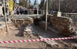 Diyarbakır'da I. Kılıçarslan'ın mezarı bulundu
