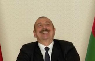 Aliyev'den tarihi zafer konuşması: Ne oldu Paşinyan?